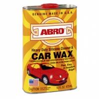 ABRO Car Wax  Автовоск силиконовый (SW-300)  473мл