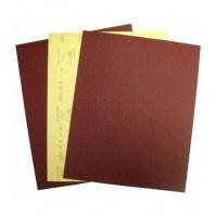 Водостойкий абразивный материал в листах 230*280 мм  Р400 SIA