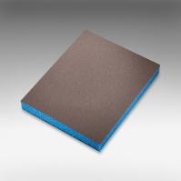 7983 siasponge soft  губка двусторон 98*120*13мм, ultrafine, P800, синяя