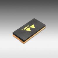 T5099.0000.1 Двусторонний блок для ручного шлифования 60*128*16 мм 0020.3713
