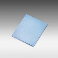 абразивная губка синяя одностор Flat pad 1000 Superfine 115x140x5мм (50шт) Sia