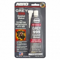 ABRO Герметик прокладок 999 ОЕМ серый (9 AB-R) 85г