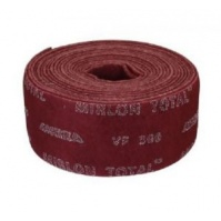 Шлиф войлок синт MIRLON TOTAL 115мм x 10m VF 360 красный Mirka
