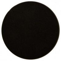 Поролоновый полировальный диск 180мм, черный,  2 шт. в упаковке Mirka