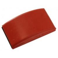 Ручной шлифовальный блок 70x125мм резиновый для шлифовки с водой Mirka