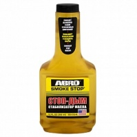 ABRO Присадка в масло стоп-дым (SS-510) _354мл