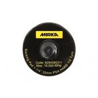 Шлифовальная подошва 32мм клей жесткая (10 шт в уп) Mirka
