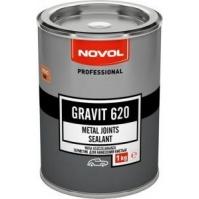 GRAVIT 620 Герметик для нанесения кистью 1,0кг NOVOL