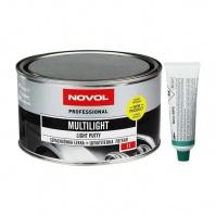 MULTILIGHT - многофункциональная полиэфирная шпатлевка 1л Novol