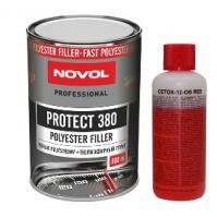 PROTECT 380- Полиэфирный грунт ( 0,8л + 0,08л) 0,88л Novol