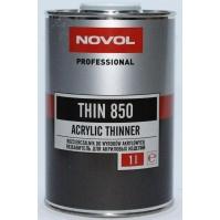 THIN 850 Разбавитель для акриловых продуктов 5,0л быстрый NOVOL