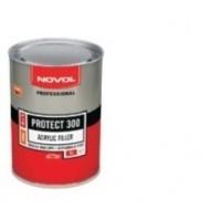 Акриловый грунт PROTECT 300 4+1 1л красный  NOVOL