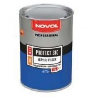 Акриловый грунт PROTECT 310 4+1 1л серый  NOVOL