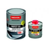 Акриловый грунт PROTECT 320 4+1 0,8л серый  NOVOL