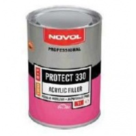 Акриловый грунт PROTECT 330 5+1 1,0л серый NOVOL
