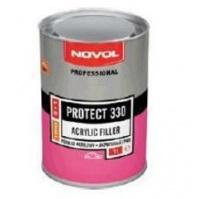 Акриловый грунт PROTECT 350 1л серый  NOVOL
