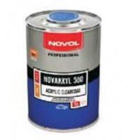 "Бесцветный лак ""NOVAKRYL"" HS 580 2+1 5,0л NOVOL"
