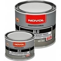 """Полиэфирная шпатлевка """"ALU"""" 0,25 кг NOVOL"""