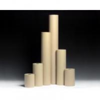 206085AB Бумага маскировочная AB(желтая) 0.85х300м (42г/кв.м)