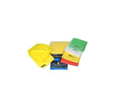 Полотенце полировальное из микрофибры 700 г/см² (желтое) 30 x 90 см AB