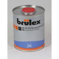 2K-HS-Прозрачный лак Премиум 1л Brulex
