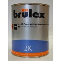 2K-Грунт-наполнитель wet-on-wet NEW 6 x 1 ltr Brulex