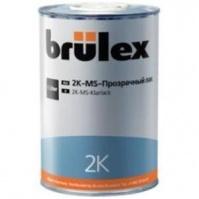 2К-MS-Прозрачный лак Премиум 6 x 1 ltr Brulex