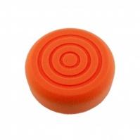 "Полиров.круг Brulex ""Без брызг"" (М14) твердый, оранжевый, 150 x 50мм Brulex 1"