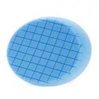 Полиров.круг Brulex рифленый средн. (оранжевый), 150мм х 25мм Brulex 2