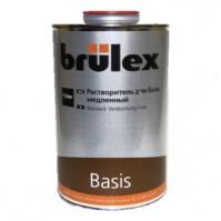 Растворитель для базы медленный 6 x 1 ltr Brulex