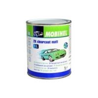 2К  бесцветный матовый лак (1л.) low VOC MOBIHEL
