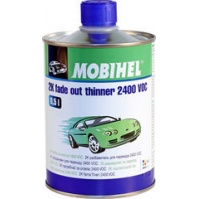 2К разбавитель 2400 VOC для снятия перехода (0.5 л.) MOBIHEL