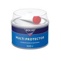 309.0500 SOLID MULTI PROTECTOR- (фасовка 500 гр) антикоррозийная шпатлевка.