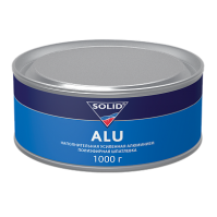 314.1000 SOLID ALU - (фасовка 1000 гр) наполнительная шпатлевка, усиленная алюминием