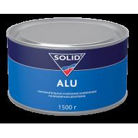 314.1500 SOLID ALU - (фасовка 1500 гр) наполнительная шпатлевка, усиленная алюминием
