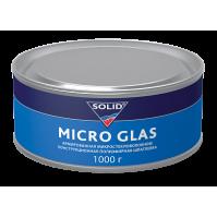 315.1000 SOLID MICRO GLAS - (фасовка 1000гр) наполнительная шпатлевка,усиленная микростекловолокном