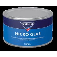 315.1800 SOLID MICRO GLAS - (фасовка 1800гр) наполнительная шпатлевка,усиленная микростекловолокном
