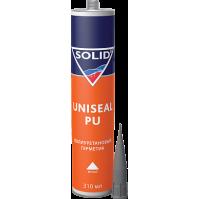 361.0311 SOLID UNISEAL PU (310 мл) - полиуретановый герметик, цвет: белый