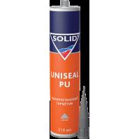 361.0313 SOLID UNISEAL PU (310 мл) - полиуретановый герметик, цвет: серый
