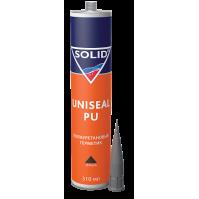361.0314 SOLID UNISEAL PU (310 мл) - полиуретановый герметик, цвет: черный