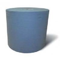 386.0970 SOLID TOP SERVIS P970 - салфетка бумажная 2-х слойная синяя, 24х29100 см