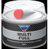 511.0500 SOLID PROFESSIONAL LINE MULTI FULL - (500 гр) многофункциональная наполняющая шпатлевка