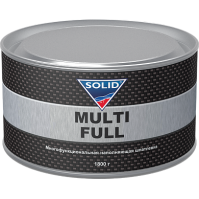511.1800 SOLID PROFESSIONAL LINE MULTI FULL - (1800 гр) многофункциональная наполняющая шпатлевка
