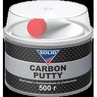 516.0500 SOLID PROFESSIONAL LINE CARBON PUTTY - (500 мл) наполнит. шпатлевка, с карбоновой нитью
