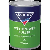 CLASSIC WET-ON-WET FULLER (750+250мл.) – грунт мокрый по мокрому, белый.
