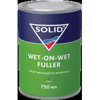 CLASSIC WET-ON-WET FULLER (750+250мл.) – грунт мокрый по мокрому, серый.