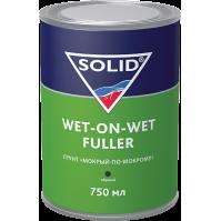CLASSIC WET-ON-WET FULLER (750+250мл.) – грунт мокрый по мокрому, черный.
