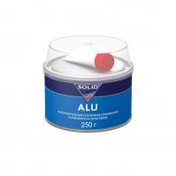 SOLID ALU - (фасовка 250 гр) наполнительная шпатлевка, усиленная алюминием