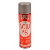 ACID 8 Грунт протравливающий 450 мл U-Pol Серый Аэрозоль
