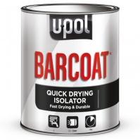 BARCOAT Изолятор покрытий быстрый 1 л U-Pol Желтый Банка